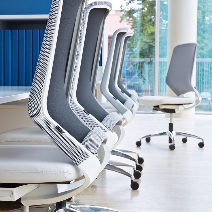 Esencia - Fotele obrotowe - Produkty - Kinnarps