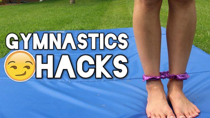 7 Amazing Gymnastics Life Hacks