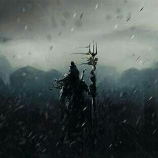 Shiva!!!!The God of all Lords....