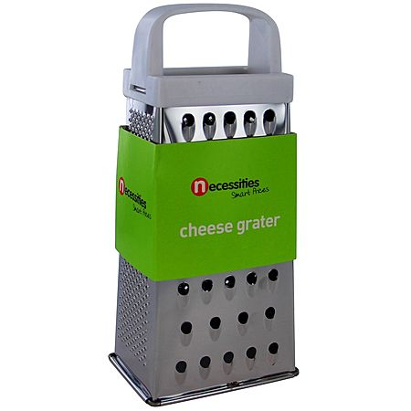 Necessities Brand Cheese Grater 8 inch - Kitchen Utensils - Food Preparation - Kitchen & Dining - The Warehouse