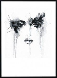 Plakat Beautiful woman - różne rozmiary