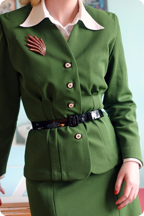 [Image]: Green 40S, Green Suits, Gorgeous Green, 40S Suits, 40 S Suits