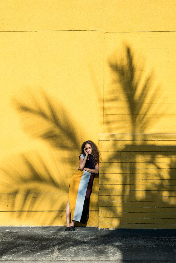 "oystermag: "" Oyster Fashion: 'Palm Motel' Shot By Eddie Chacon """