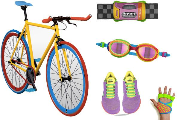 5 Colorful Ways to Customize Your Fitness Gear #SelfMagazine