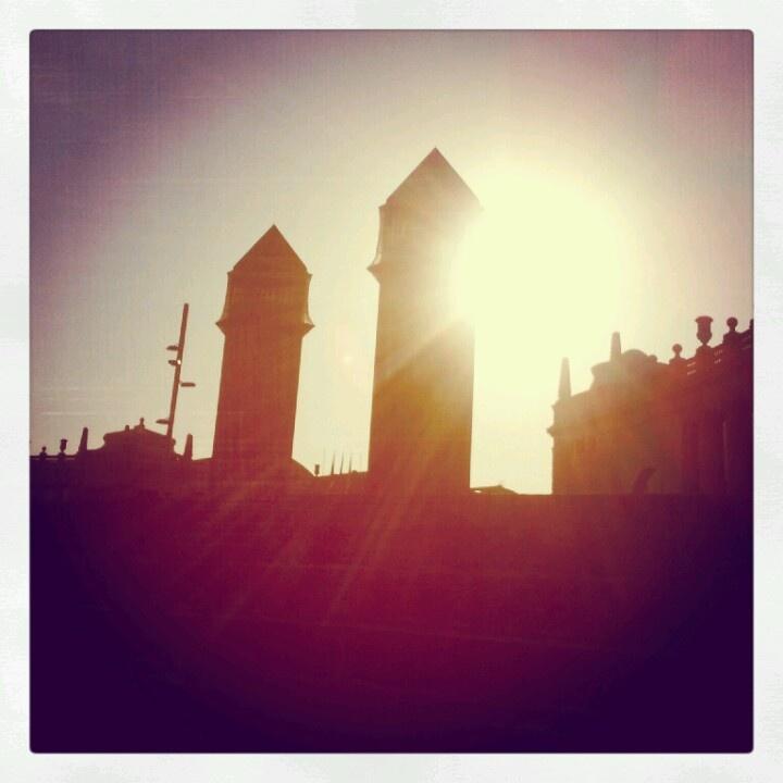 luz de la mañana