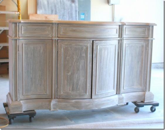 Driftwood finish kitchen update pinterest