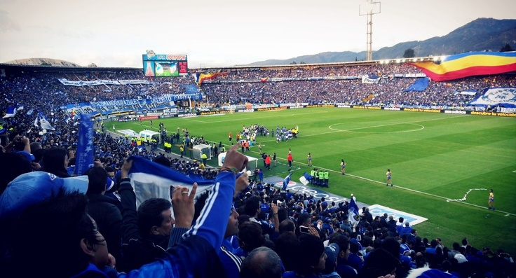 Millonarios FC from Colombia