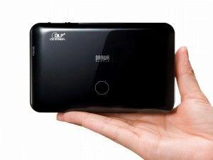 エルミタージュ秋葉原 – サンワダイレクト、Androidとワイヤレス接続できるMiracast対応モバイルプロジェクター発売