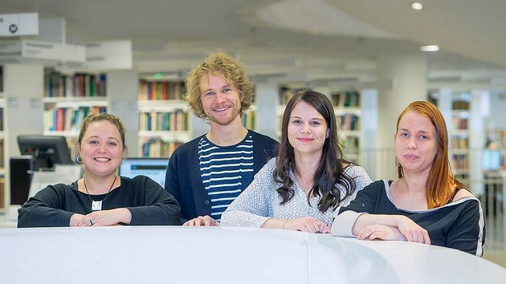 From left to right, these are the main members of Kokoa: Hanna, Olli, Marika and Saila. Kokoa is a small company born in Finland, a country with one of the best #education systems in the world.  Take a look at how a group of educators is working to raise up the standards of digital learning worldwide.  #digitallearning #teachers #flippedlearning