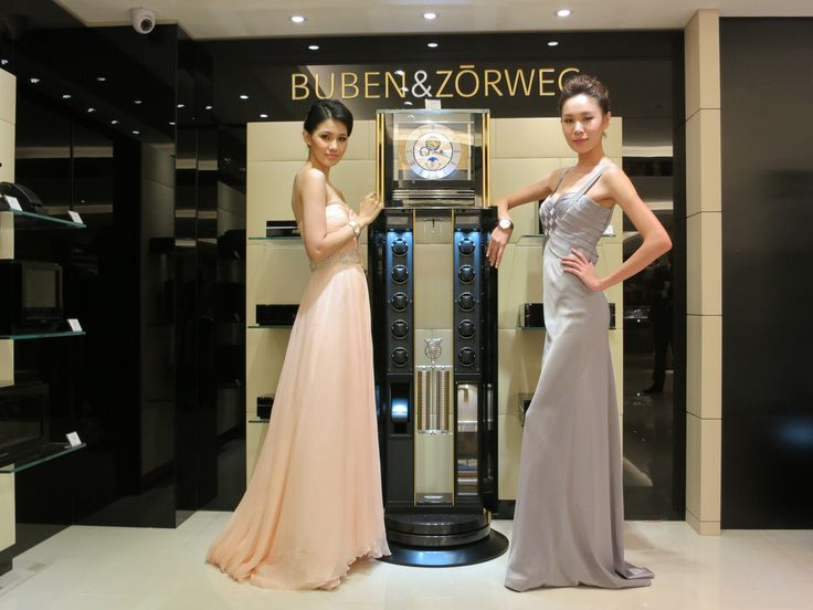 Opening of the new BUBEN&ZORWEG InShop Boutique in Taoyuan/Taiwan on Presentwatch