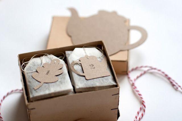 UKKONOOA: Tea advent calendar