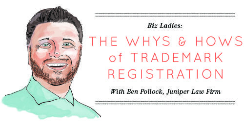 TRADEMARKS- the hows and whys.... #trademarks