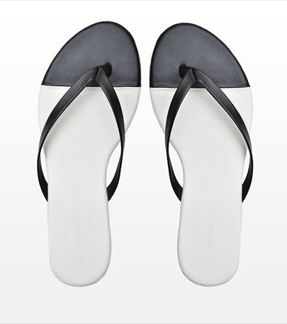 Color Blocked Flip Flop
