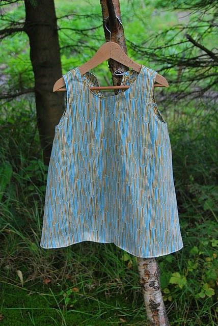 reversible dress in organic cotton.: Fashion Lust, Organic Cotton, Organizations Cotton, Revere Dresses, Reverse Dresses