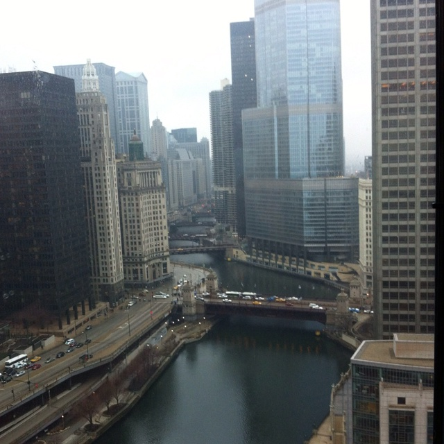 Chicago River from Sheraton Hotel: Dream Places, Favorite Places, I Ve Traveled, Room