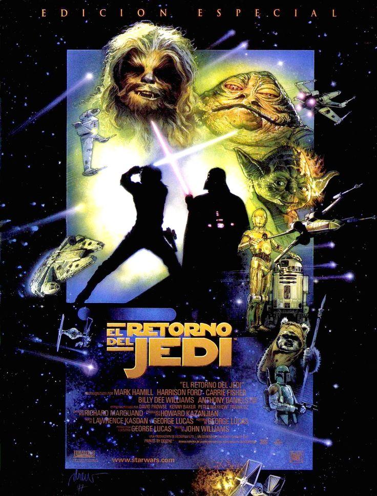 Star Wars. Episodio VI El retorno del Jedi - Star Wars. Episode VI Return of the Jedi