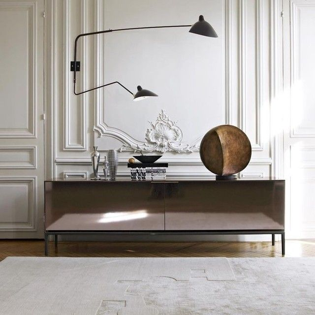 The max alto buffet antonio citterio furniture - Interieur eclectique maison citiadine arent pyke ...