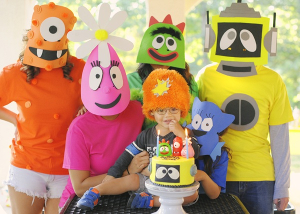 986 best yo gabba gabba birthday party images on pinterest | yo, Wedding invitations