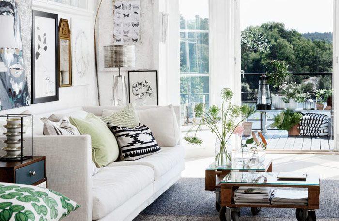 Hästgård i New England-stil med influenser från Thailand - Sköna hem