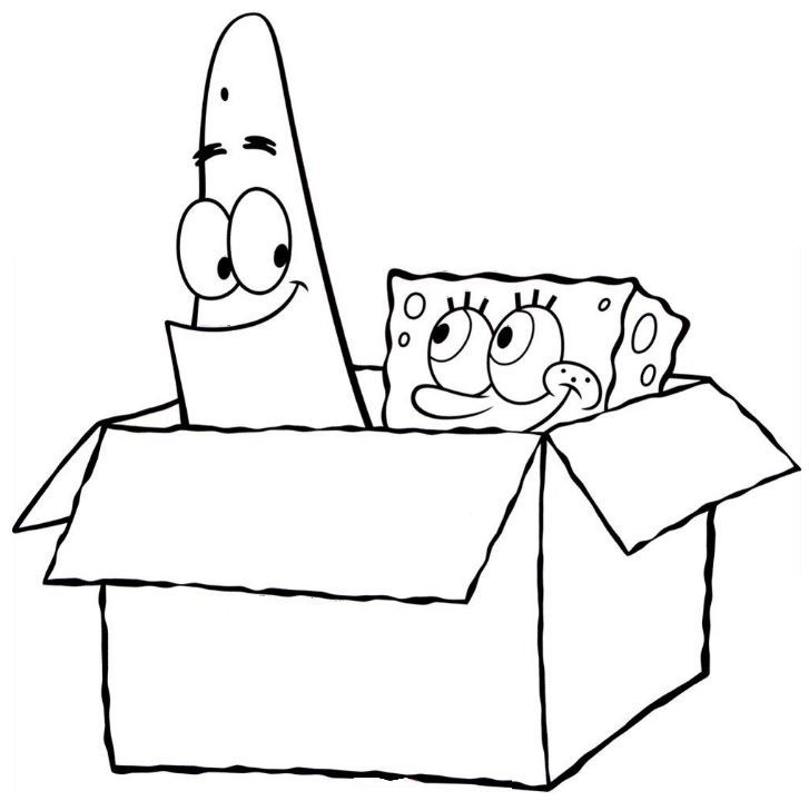 56 best Sponge Bob images on Pinterest Sponge bob, Spongebob and - best of spongebob underwater coloring pages