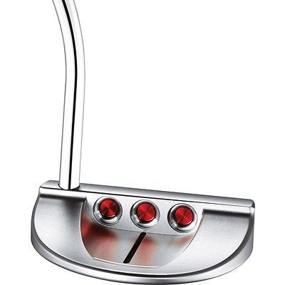 """Titleist Golf Clubs Scotty Cameron Silver Mist Golo 5 Putter Value 35"""" Inches"""