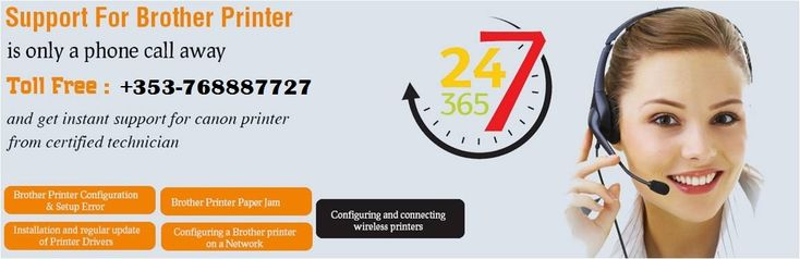 Choose significant Brother printer support for all kinds of printer related issues such as how to install, uninstall, fix & troubleshoot printer errors. We are offering reliable service for all users so they may not have to bear the problem anymore. We have a team of certified and experienced Brother professionals that is available round the clock. So call our Brother printer support +353-768887727 and gets solutions.