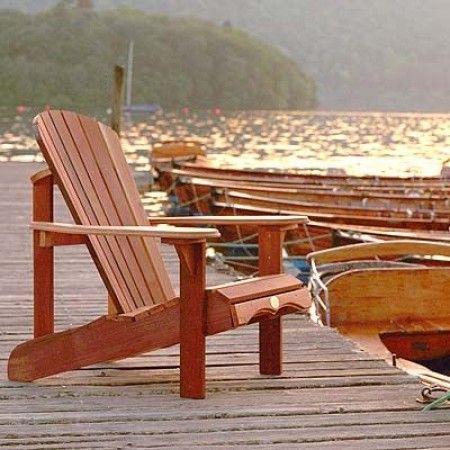Adirondack Stuhl Original Bear Chair
