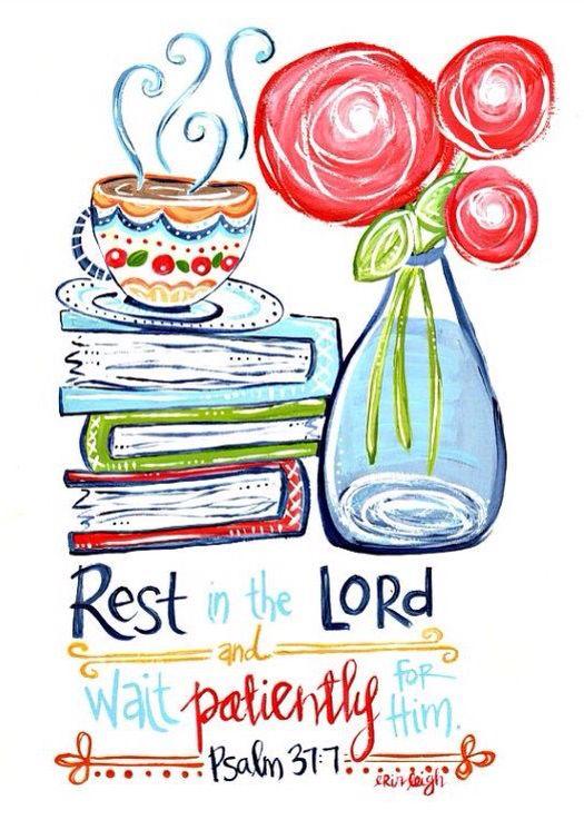 Psalm 37:7