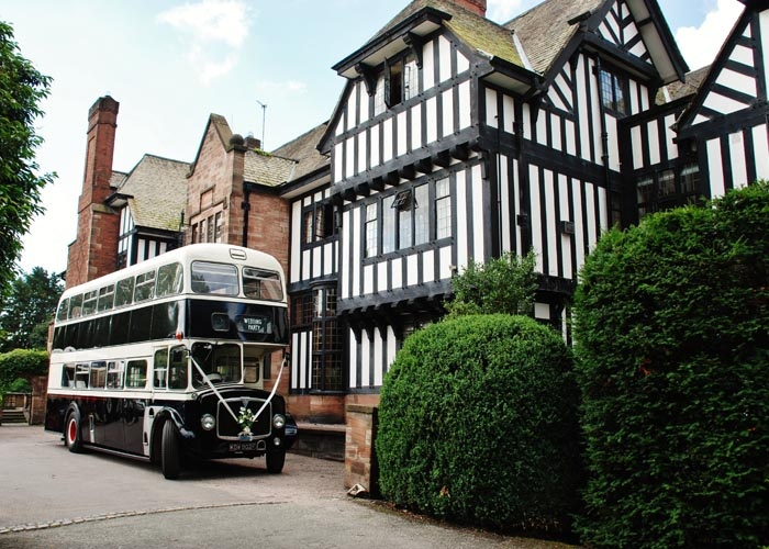 Double Decker Bus Hire An Alternative Bridal Car The Yorkshire Heritage Company Ltd Wedding Vintage