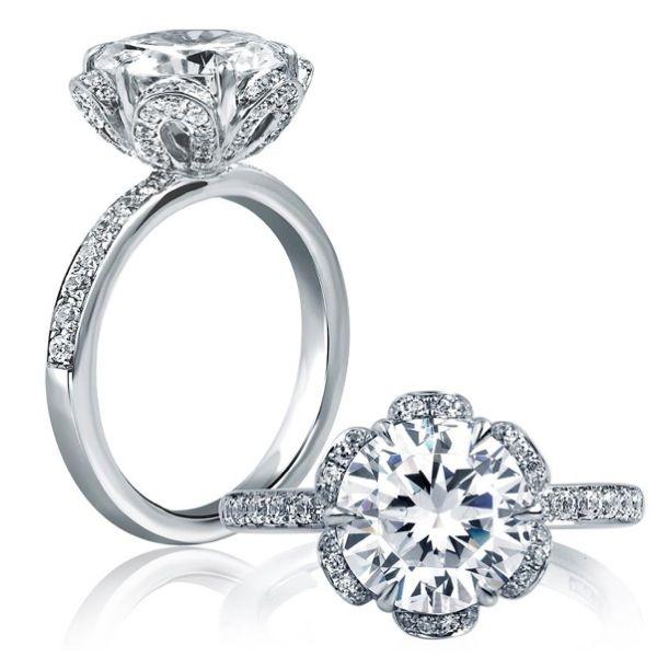 Jaffe Diamond Rings