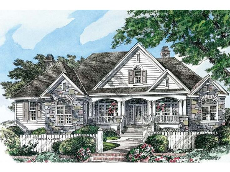 110 Best House Plans Images On Pinterest Dream Home