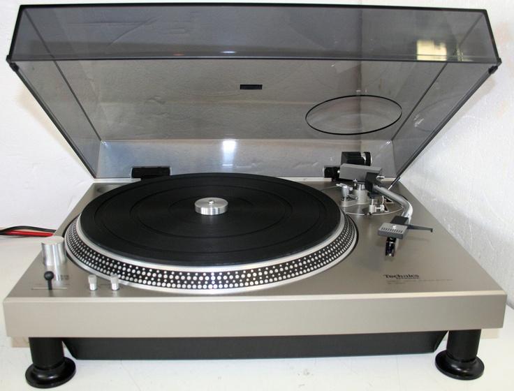 Toca-Discos Technics SL-1200 (MKI)