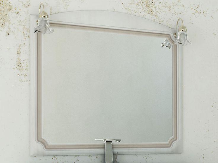 65 migliori immagini specchi e lampade bagno su pinterest - Lampade per specchi bagno ...