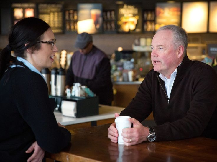 Starbucks' new CEO tells us he'll never be Howard Schultz  and that's great news for the brand (SBUX) #Correctrade #Trading #News