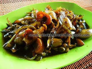 Resep Tumis Cumi Kecap Pedas - Resep Masakan Indonesia