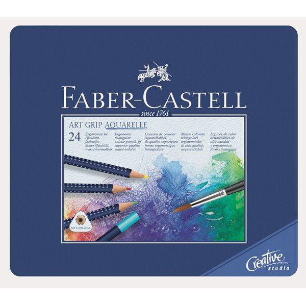 Aquarellstift ART GRIP AQUARELLE 24er Etui Ca. 31,00€