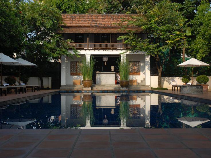 ราชมังคลาอะเมมเบอร์ออฟซีเคร็ทรีทรีตโฮเต็ล (Rachamankha a Member of Secret Retreats Hotel, Chiang Mai)ที่พัก 5ดาว เชียงใหม่