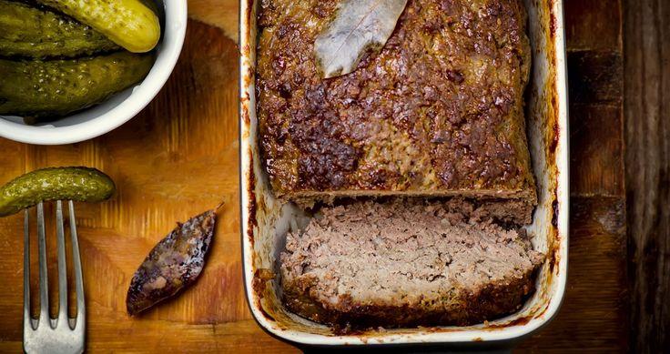 Pain de viande aux champignons...Une version vraiment agréable - Recettes - Recettes simples et géniales! - Ma Fourchette - Délicieuses recettes de cuisine, astuces culinaires et plus encore!