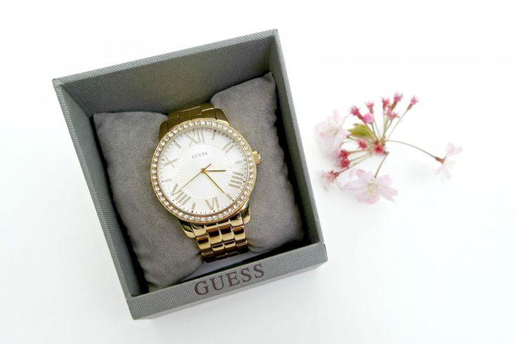 Een nieuw Guess horloge voor een belachelijk lage prijs