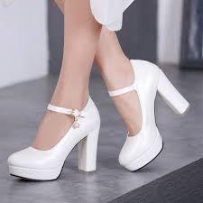Resultado de imagen para zapatos de novia con plataforma baratos