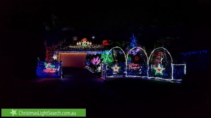 Christmas Lights at 26 Cockatiel Court, Deception Bay (http://xmaslights.co/deceptionbay)