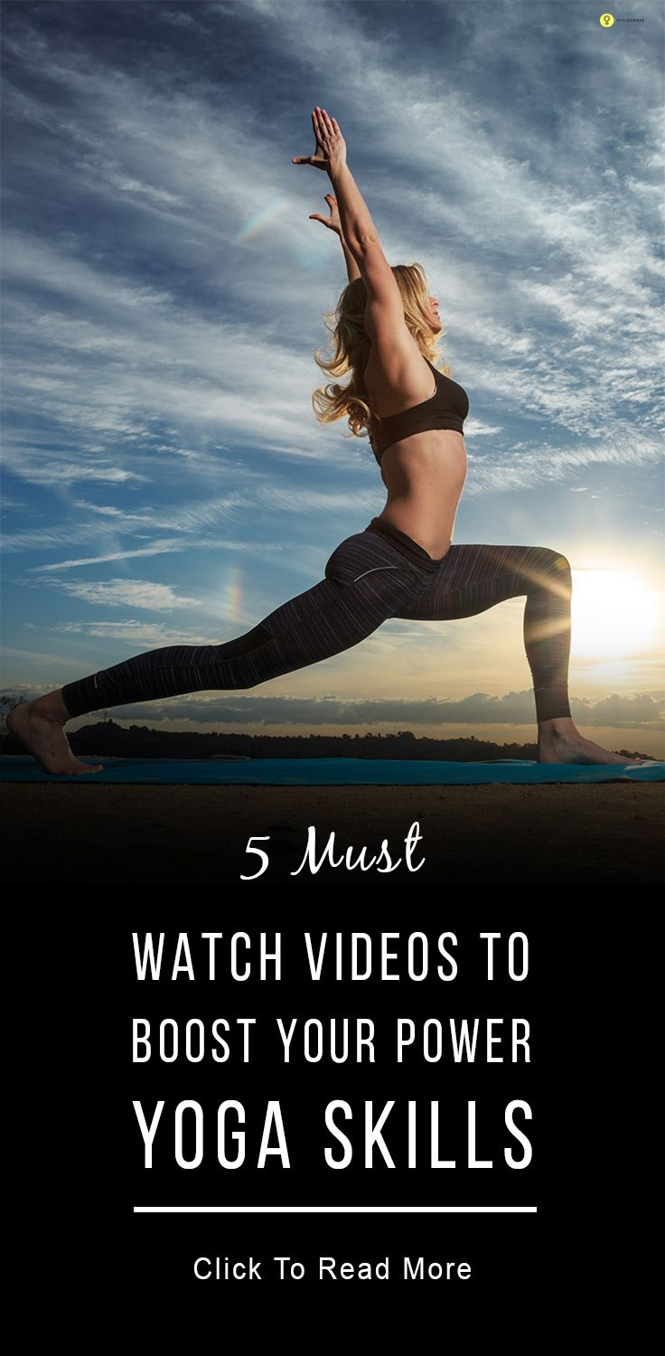 17 Best images about Yoga Poses for Fun & Fitness on Pinterest ...