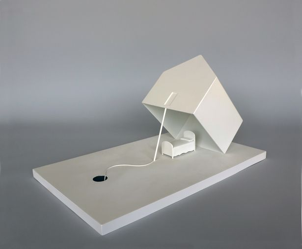 Metaphoric Churches and House | michael jantzen | Archinect