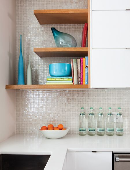 Mix Shelving Materials