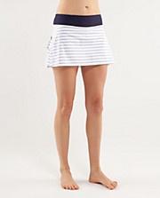 Cute running skirtAdorable Lululemon, Setter Skirts, Pace Setter, Running Skirts, 58 Lulu, Women Skirts, Lululemon Pace, Lululemon Athletica, Running Fit