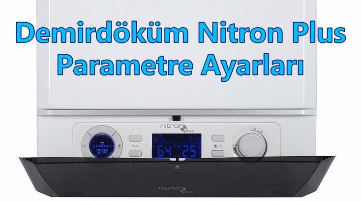 Demirdöküm Nitron Plus Parametre Ayarları