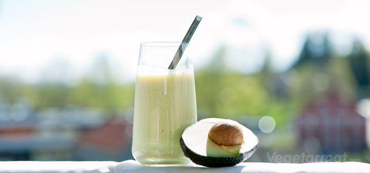 Avocado er kanskje ikke det første du forbinder med smoothie, men det smaker utmerket med banan, melk og vanilje. Dette er en favoritt etter trening eller som mellommåltid. Prøv denne smakfulle vegetarretten eller en av våre mange andre vegan- og vegetaroppskrifter.