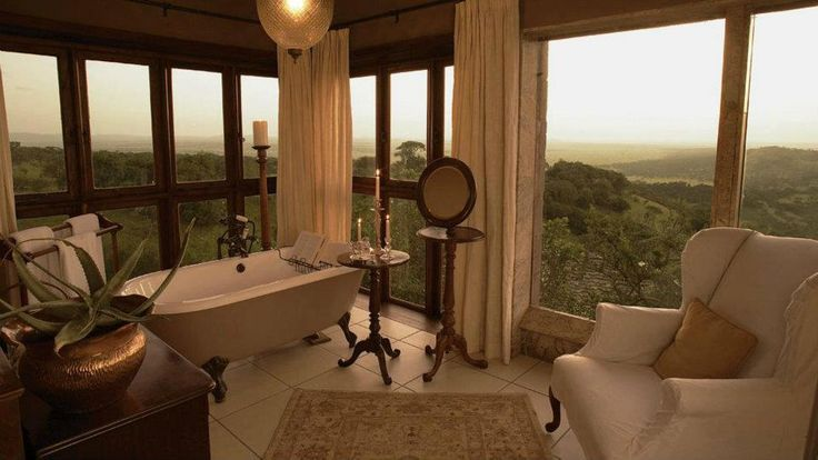 wow love itPhotos Gallery, Travel Photos, The View, Dreams Bathroom, White Bathroom, Africa, Tanzania, Lodges, Hotels