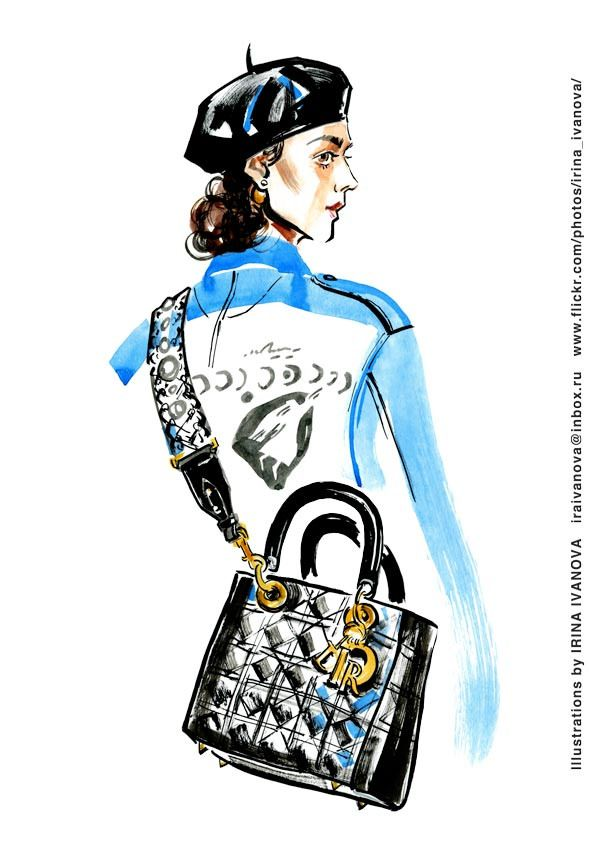 https://flic.kr/p/Rtexga | img891 | Dior Fall 2017 Ready-to-Wear Collection.  #fashionillustration #runway #Dior #FALL2017 #readytowear #illustration #fashion #model #dress #hat #accessory #bag #drawing #clothes #female #watercolor #ink #fashionshow #hairstyle #makeup #fashionillustrator #иллюстрация #мода #одежда #диор #макияж #artworkforsale #artwork #instafashion #fashioninsta