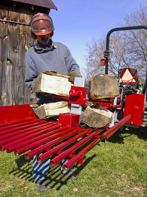 TW3HD Log Splitter Log Cradle equipment Pinterest